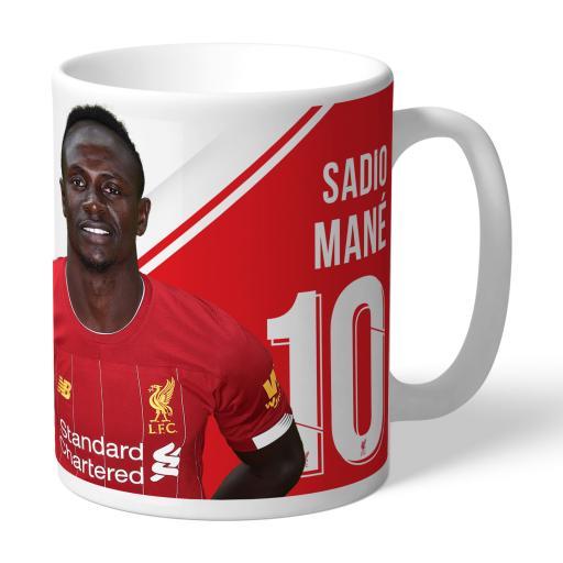 Liverpool FC ManÔøΩÔøΩ Autograph Mug