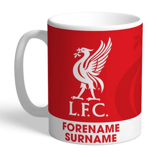 Liverpool FC Bold Crest Mug