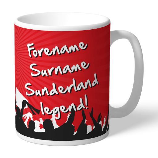 Sunderland AFC Legend Mug