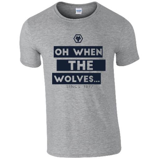 Wolves Chant T-Shirt