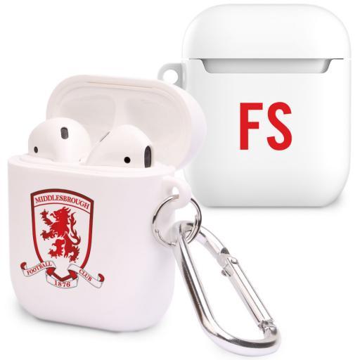 Middlesbrough FC Initials Airpod Case