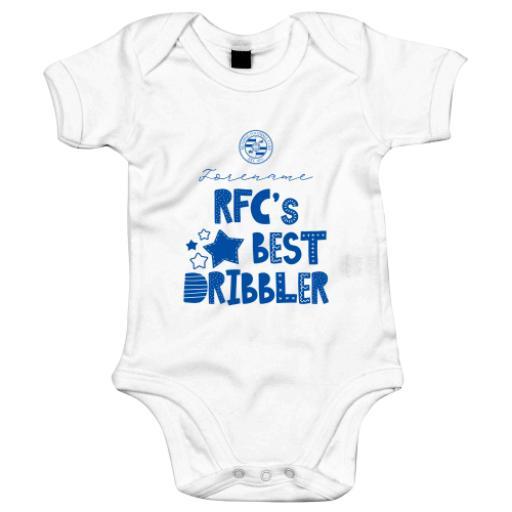 Reading FC Best Dribbler Baby Bodysuit