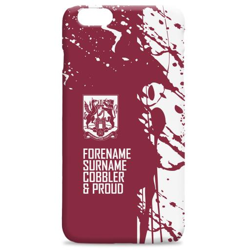 Northampton Town FC Proud Hard Back Phone Case