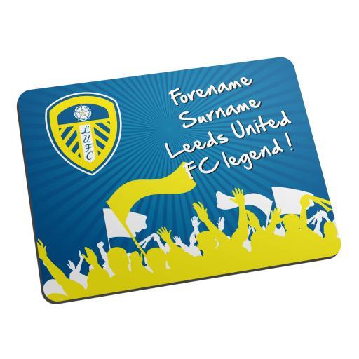 Leeds United FC Legend Mouse Mat