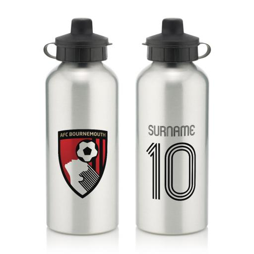 AFC Bournemouth Retro Shirt Water Bottle