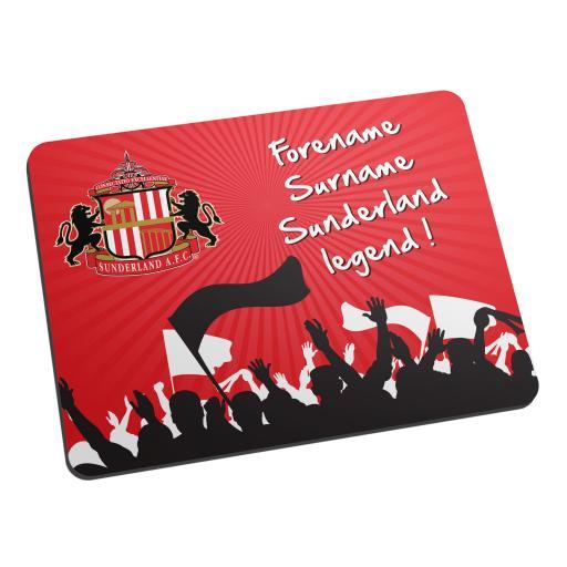 Sunderland AFC Legend Mouse Mat