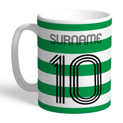 Celtic FC Retro Shirt Mug