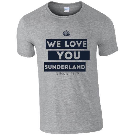 Sunderland AFC Chant T-Shirt