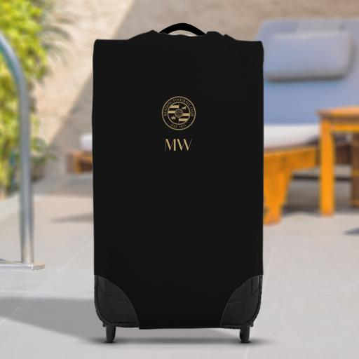 Reading FC Initials Caseskin Suitcase Cover (Small)
