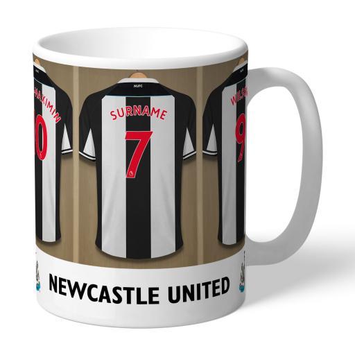 Newcastle United FC Dressing Room Mug