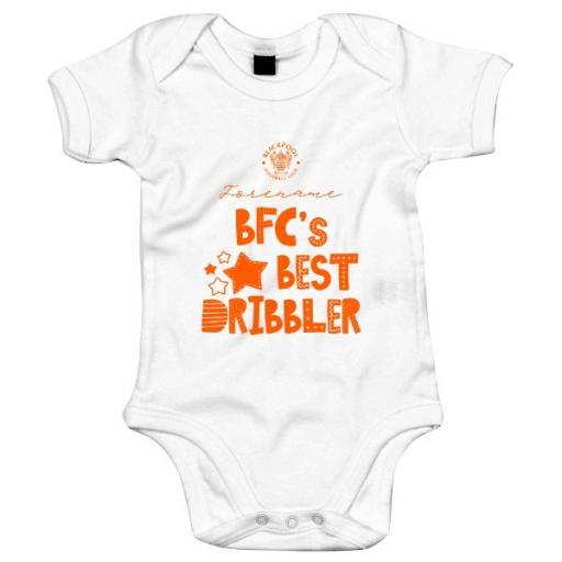 Blackpool FC Best Dribbler Baby Bodysuit