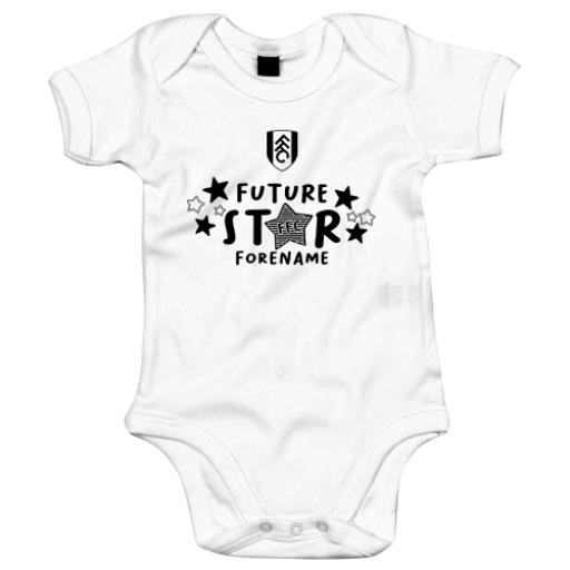 Fulham FC Future Star Baby Bodysuit