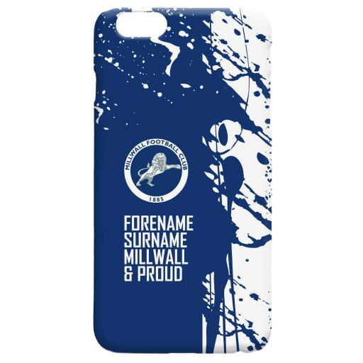 Millwall FC Proud Hard Back Phone Case