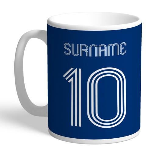 Millwall Retro Shirt Mug