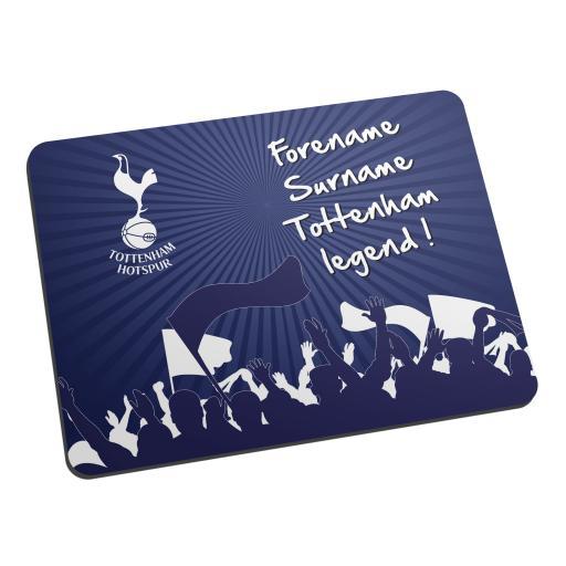 Tottenham Hotspur Legend Mouse Mat