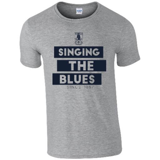 Sheffield Wednesday FC Chant T-Shirt