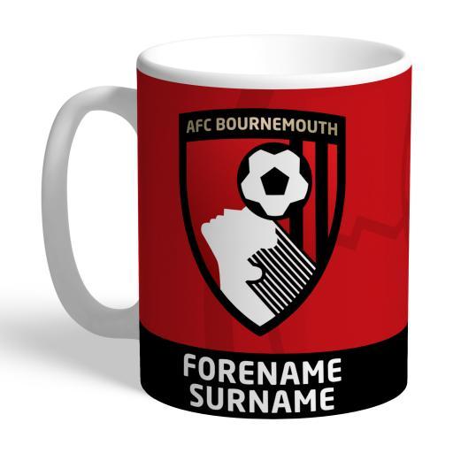 AFC Bournemouth Bold Crest Mug