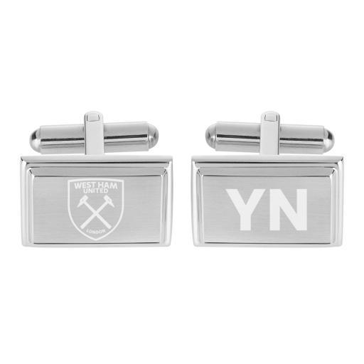 West Ham United FC Crest Cufflinks