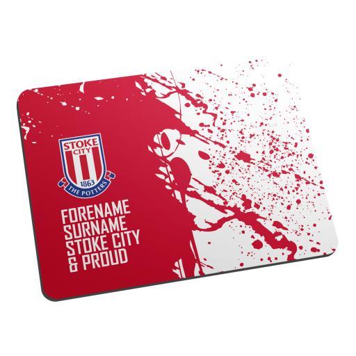 Stoke City FC Proud Mouse Mat
