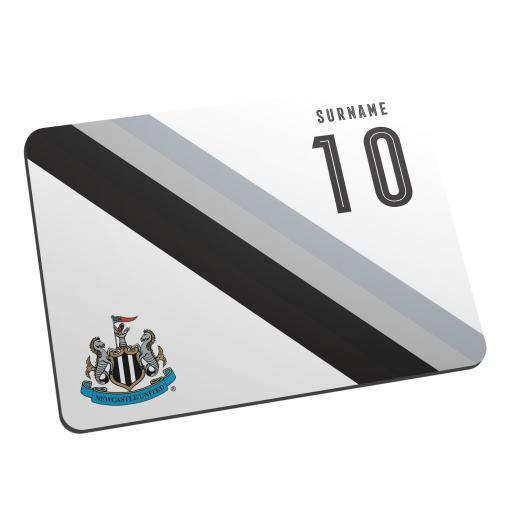 Newcastle United FC Stripe Mouse Mat