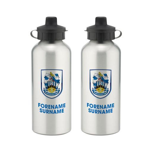 Huddersfield Town Bold Crest Water Bottle