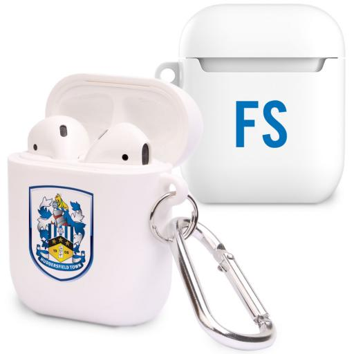 Huddersfield Town AFC Initials Airpod Case