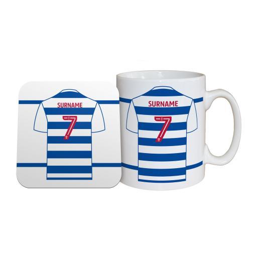 Reading FC Shirt Mug & Coaster Set