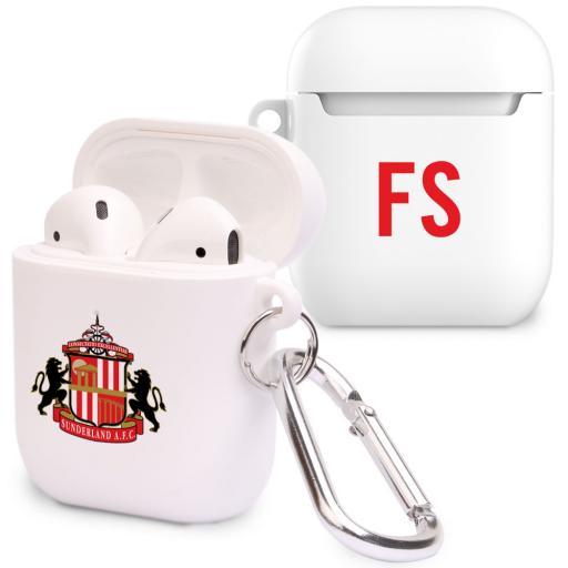Sunderland AFC Initials Airpod Case