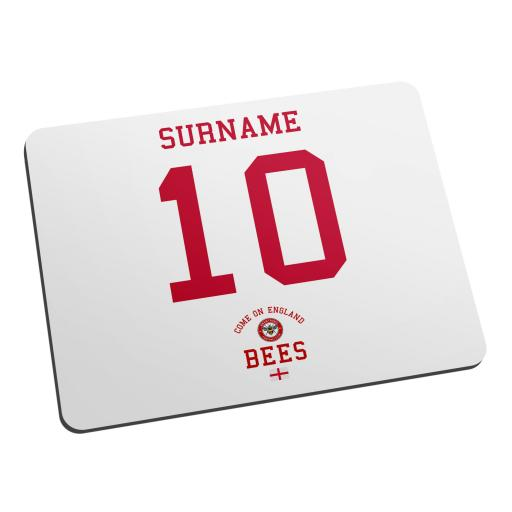 Brentford FC Come On England Mouse Mat
