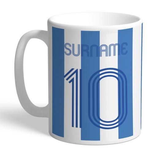 Sheffield Wednesday Retro Shirt Mug