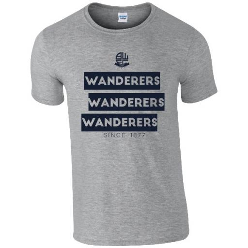 Bolton Wanderers FC Chant T-Shirt