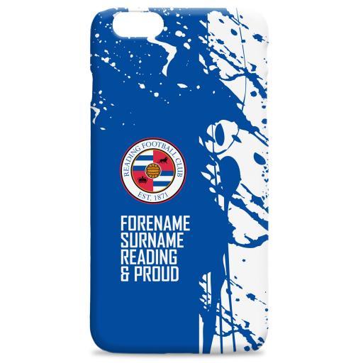 Reading FC Proud Hard Back Phone Case