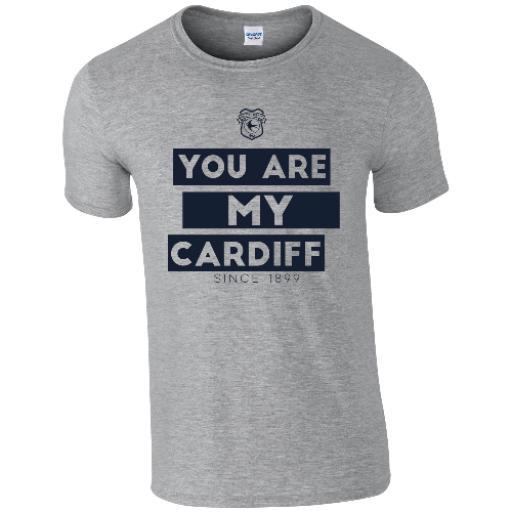 Cardiff City FC Chant T-Shirt