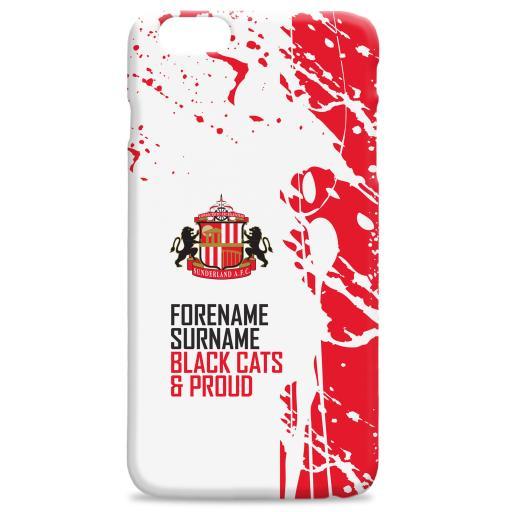 Sunderland AFC Proud Hard Back Phone Case