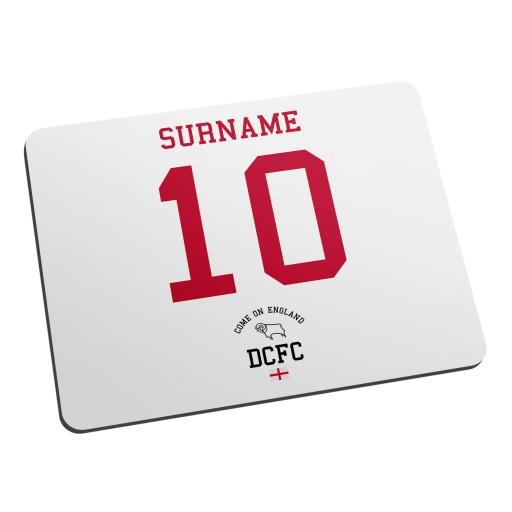 Derby County Come On England Mouse Mat