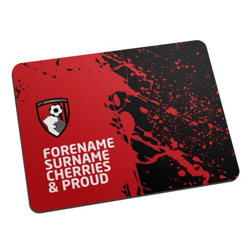 AFC Bournemouth Proud Mouse Mat