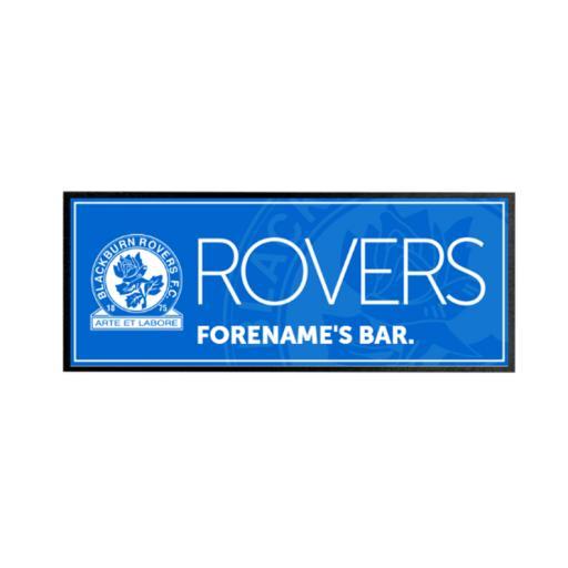 Blackburn Rovers Mono Crest Regular Bar Runner
