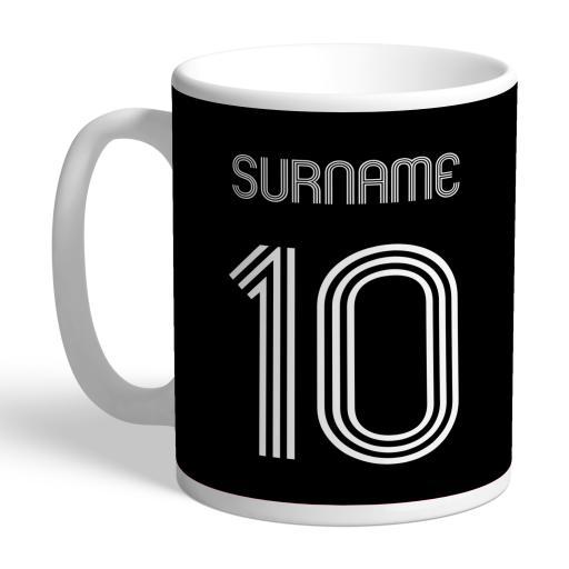 Derby County Retro Shirt Mug