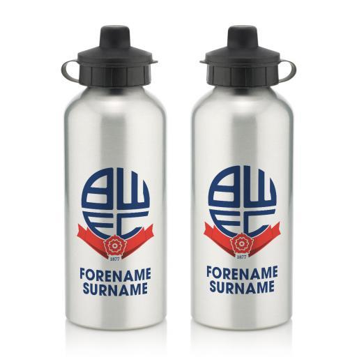 Bolton Wanderers Bold Crest Water Bottle