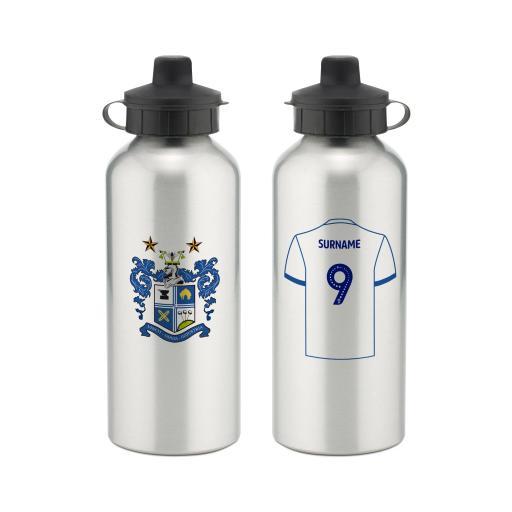 Bury FC Aluminium Water Bottle