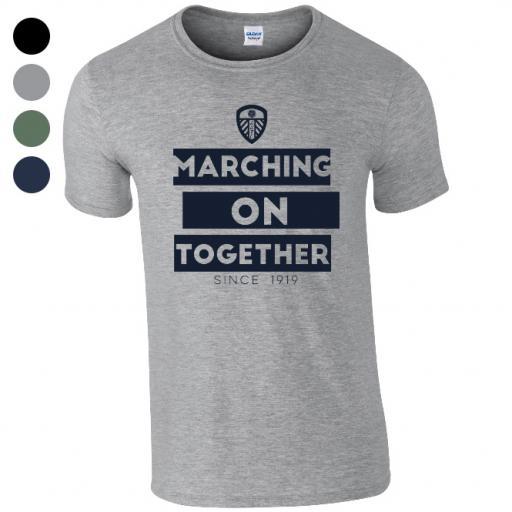 Leeds United FC Chant T-Shirt