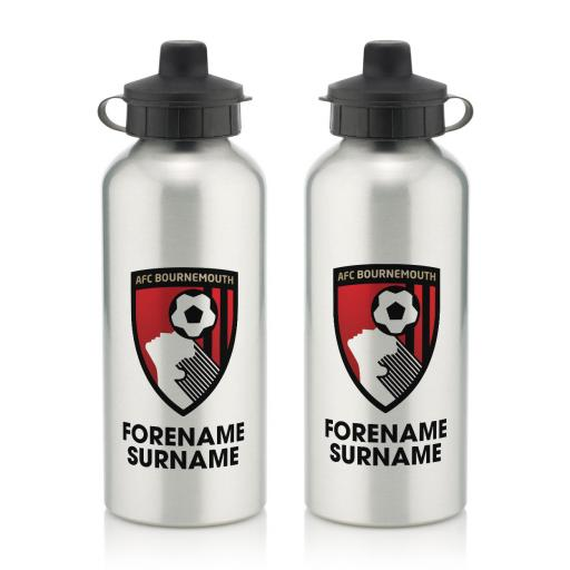 AFC Bournemouth Bold Crest Water Bottle