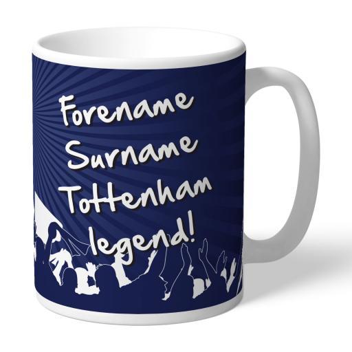 Tottenham Hotspur Legend Mug