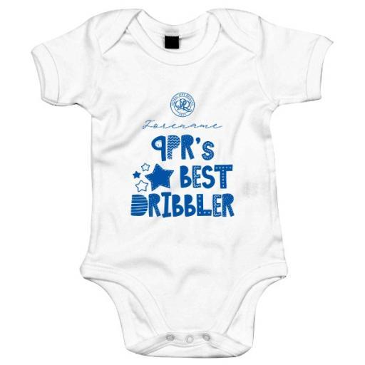 Queens Park Rangers FC Best Dribbler Baby Bodysuit